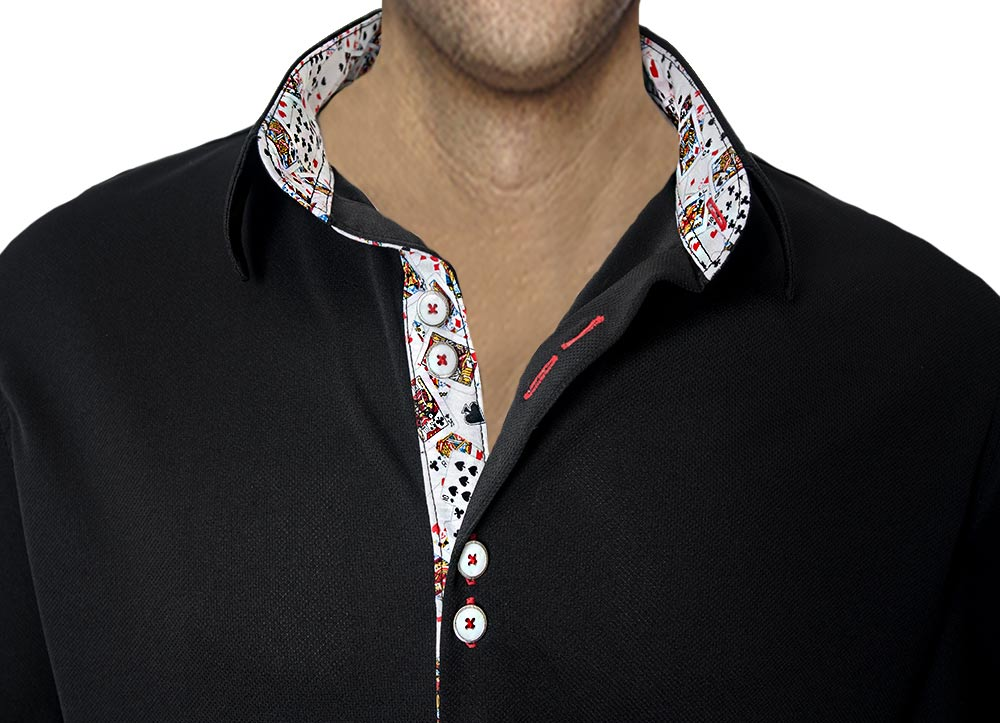 Dress-Shirt-with-Cards-as-Accent