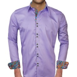 Light-Purple-Designer-Dress-Shirts
