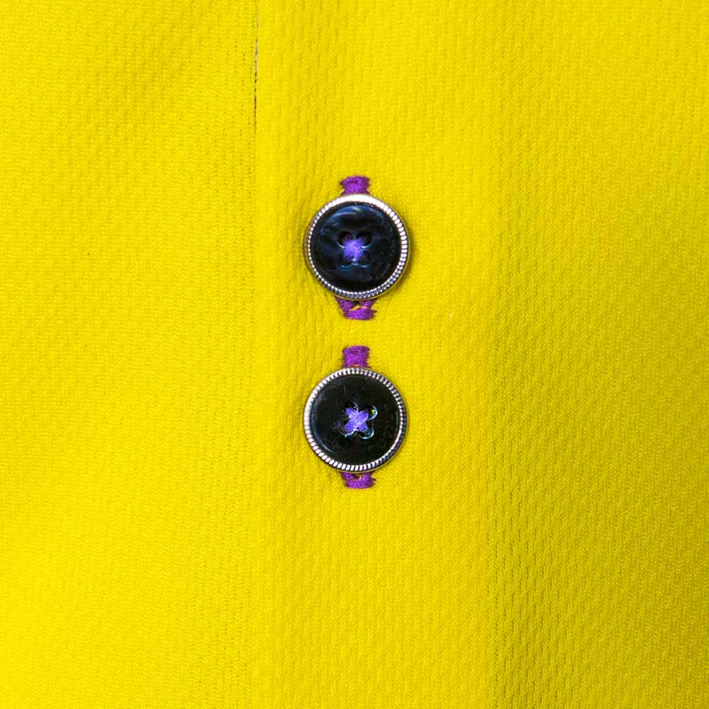 Yellow-with-Purple-Accent-Shirts