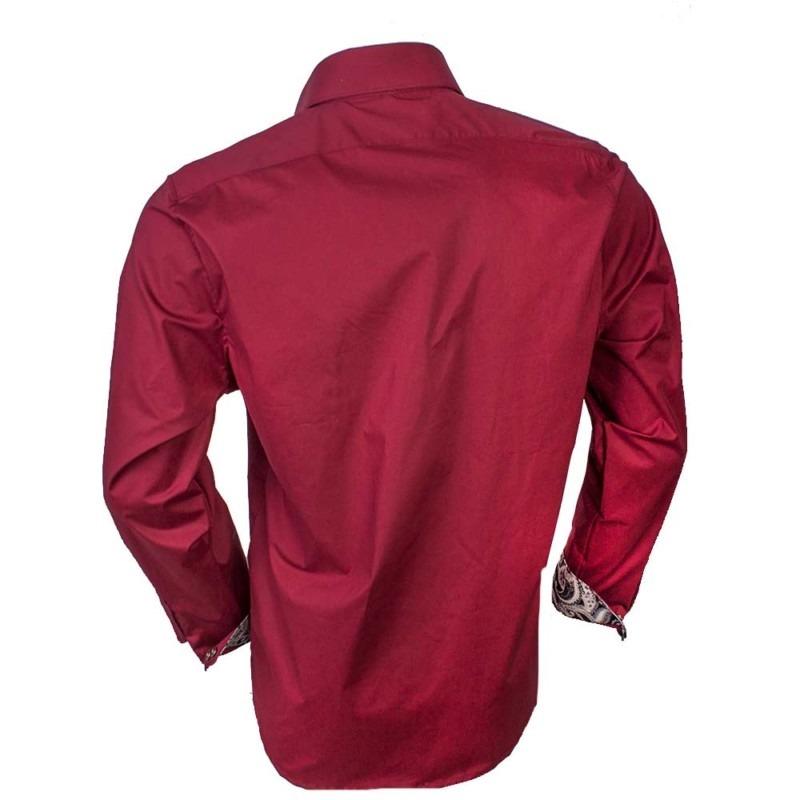 burgundy-Dress-Shirts