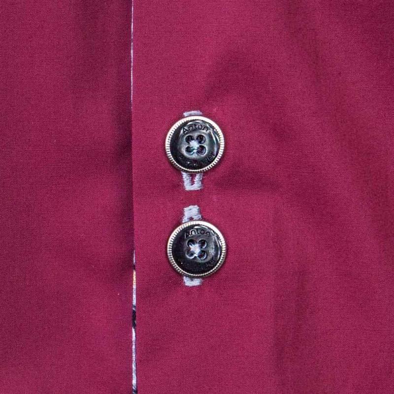 burgundy-with-Black-Dress-Shirts