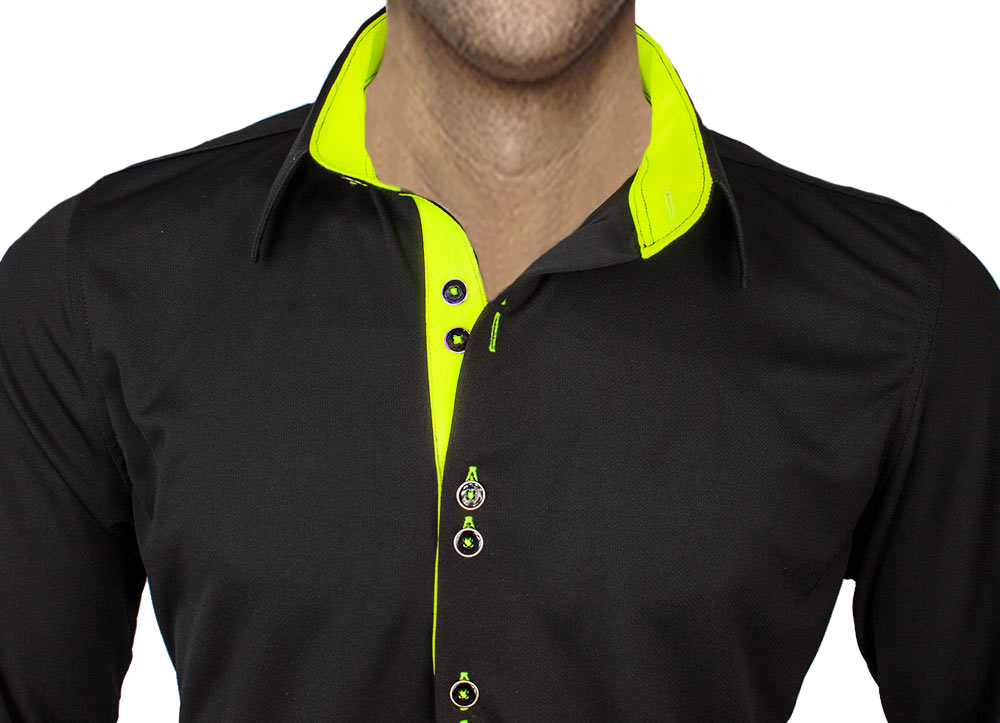 Black-with-Neon-Yellow-Shirts
