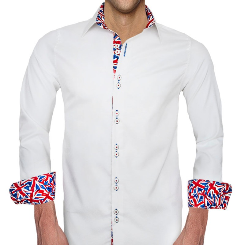 British-Flag-Dress-Shirts