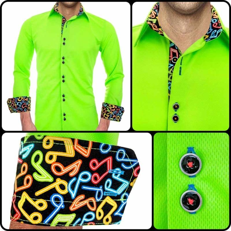 Music-Themed-Dress-Shirts