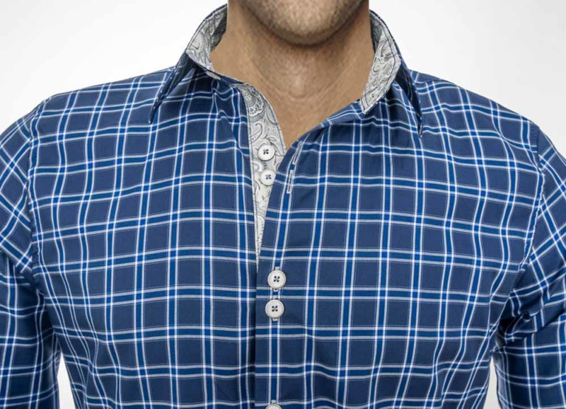 Navy-Plaid-with-Grey-Accent-Dress-Shirts