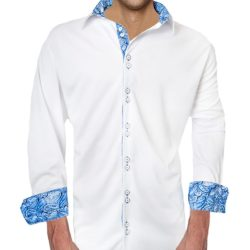 White-Casual-Dress-Shirts
