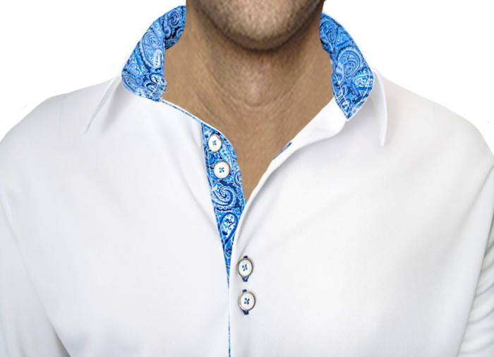 White-and-Blue-Paisley-Dress-Shirts