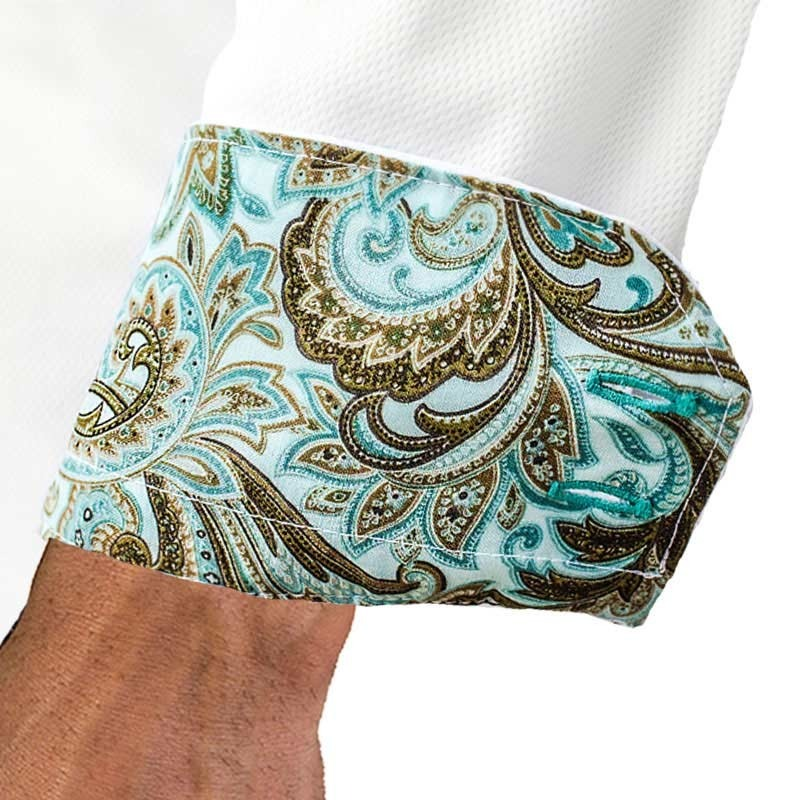 White-with-Teal-Paisley-Dress-Shirts