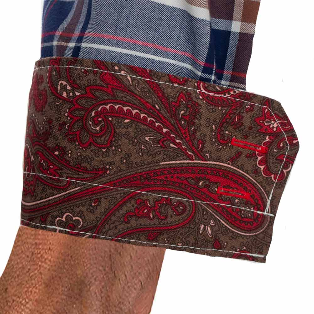 Brown-and-Red-Paisley-Dress-Shirts