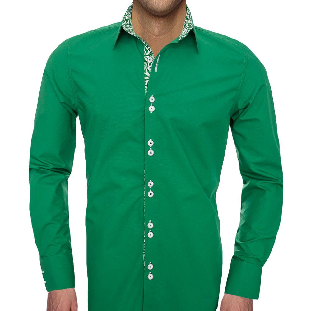 Christmas-Dress-Shirt-Mens