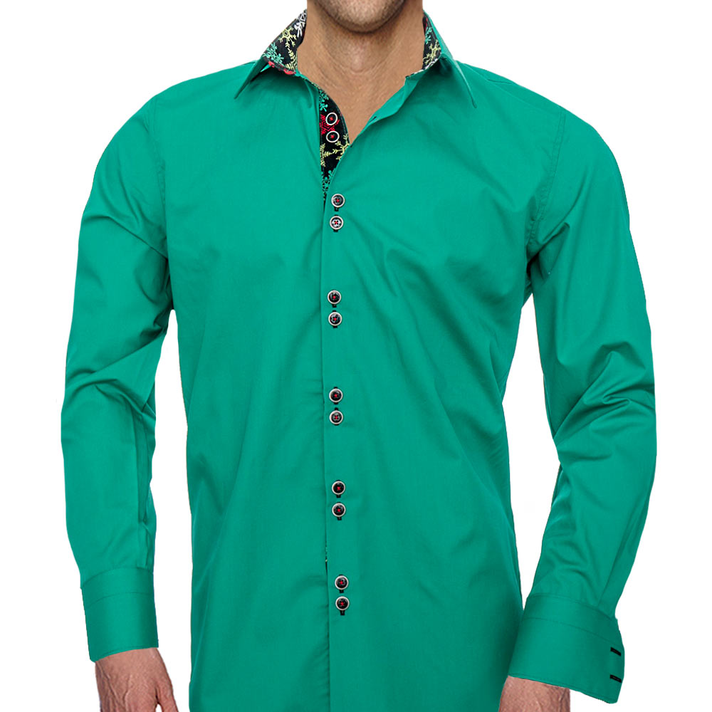 Green-Christmas-Shirt