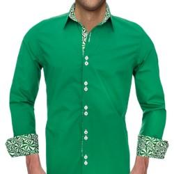 Green-and-White-Christmas-Shirts