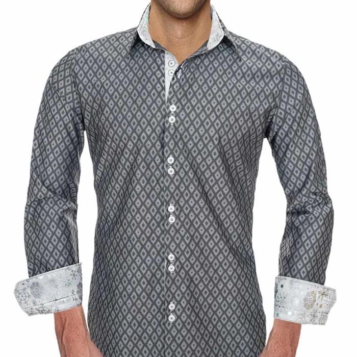Grey-Winter-Dress-Shirts