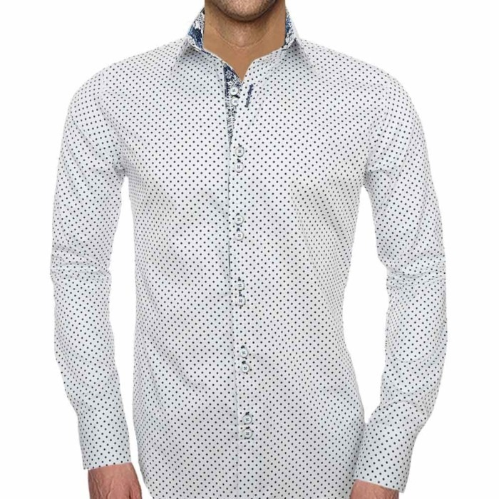 Mens-Casual-Christmas-Dress-Shirt