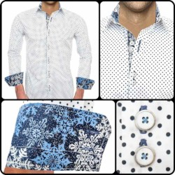 Mens-Casual-Christmas-Dress-Shirts