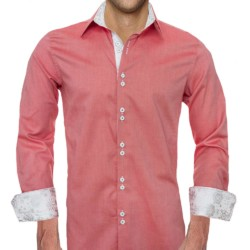 Red-Casual-Christmas-Shirts