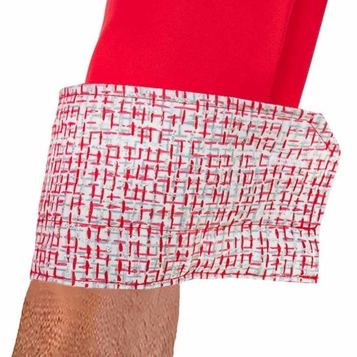 Red-Metallic-Christmas-Dress-Shirts