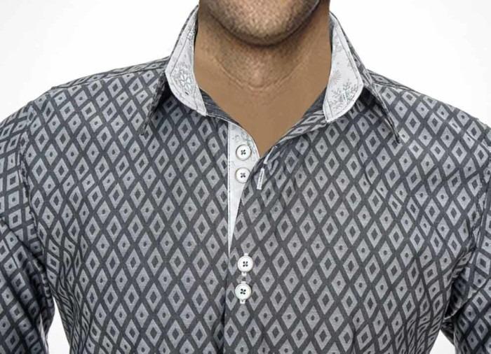 Snowflake-Dress-Shirts