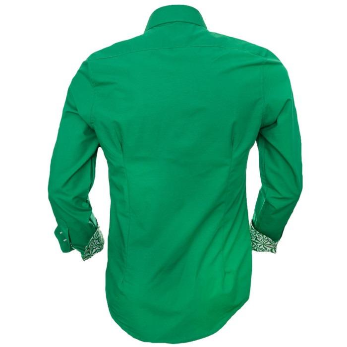 green-mens-holiday-shirt