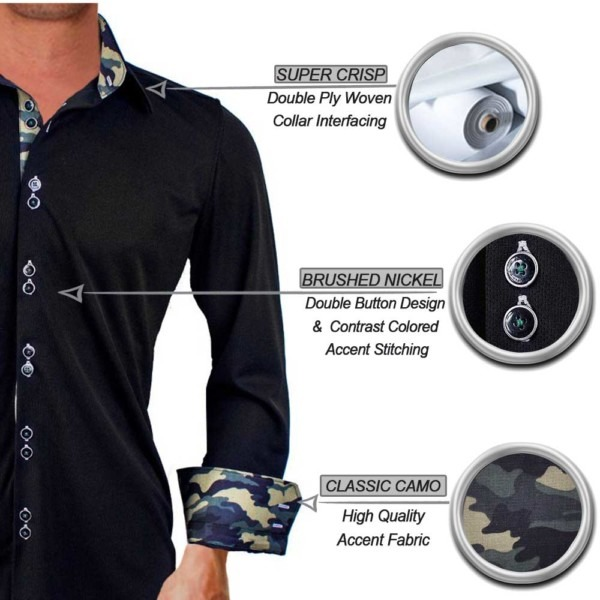 Black-Camo-Dress-Shirts