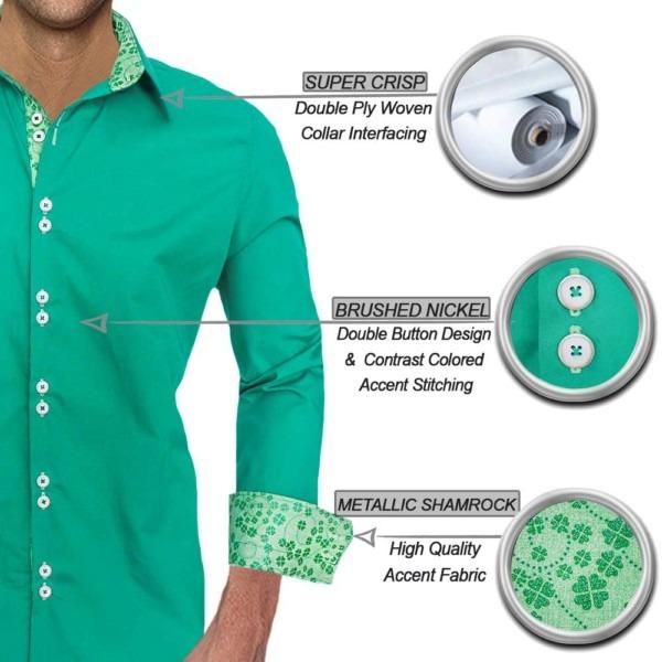 Green-shamrock-shirts