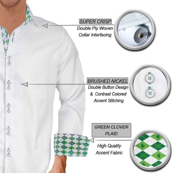 Mens-Shamrock-Dress-Shirts