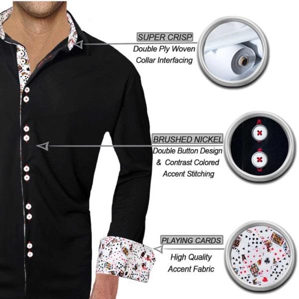 Poker-Dress-Shirt