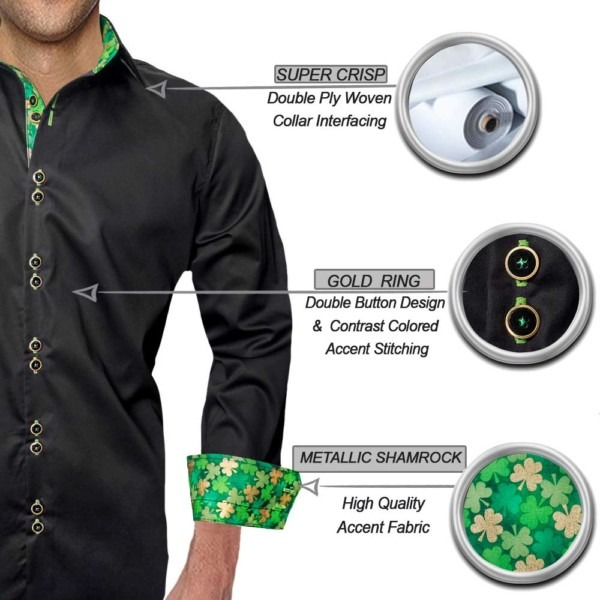black-shamrock-dress-shirts
