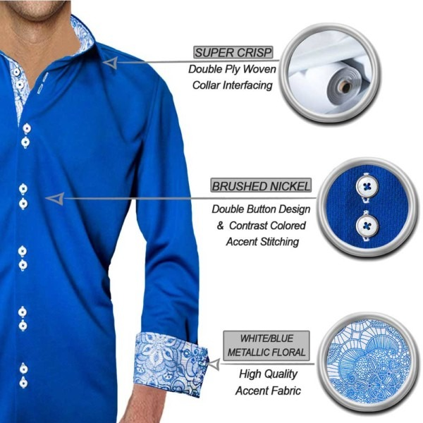 blue-with-white-dress-shirts