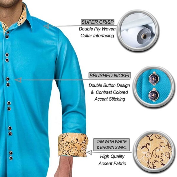 teal-and-cream-dress-shirts