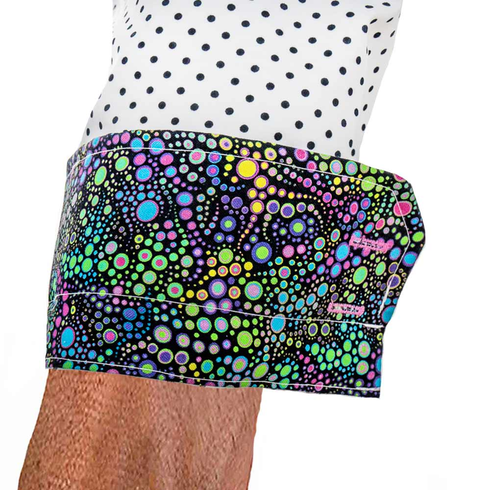 Bright-Polka-Dot-Dress-Shirts