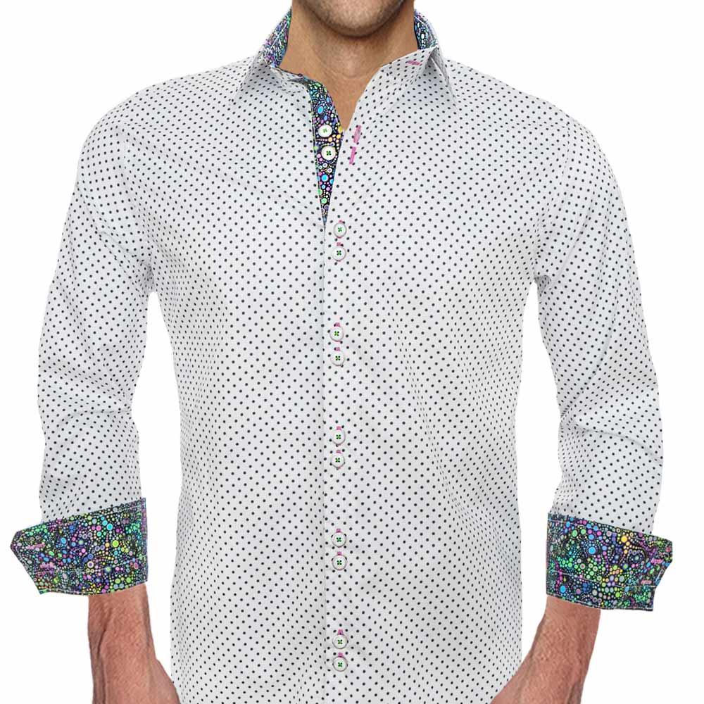 Modern-Polka-Dot-Dress-Shirts