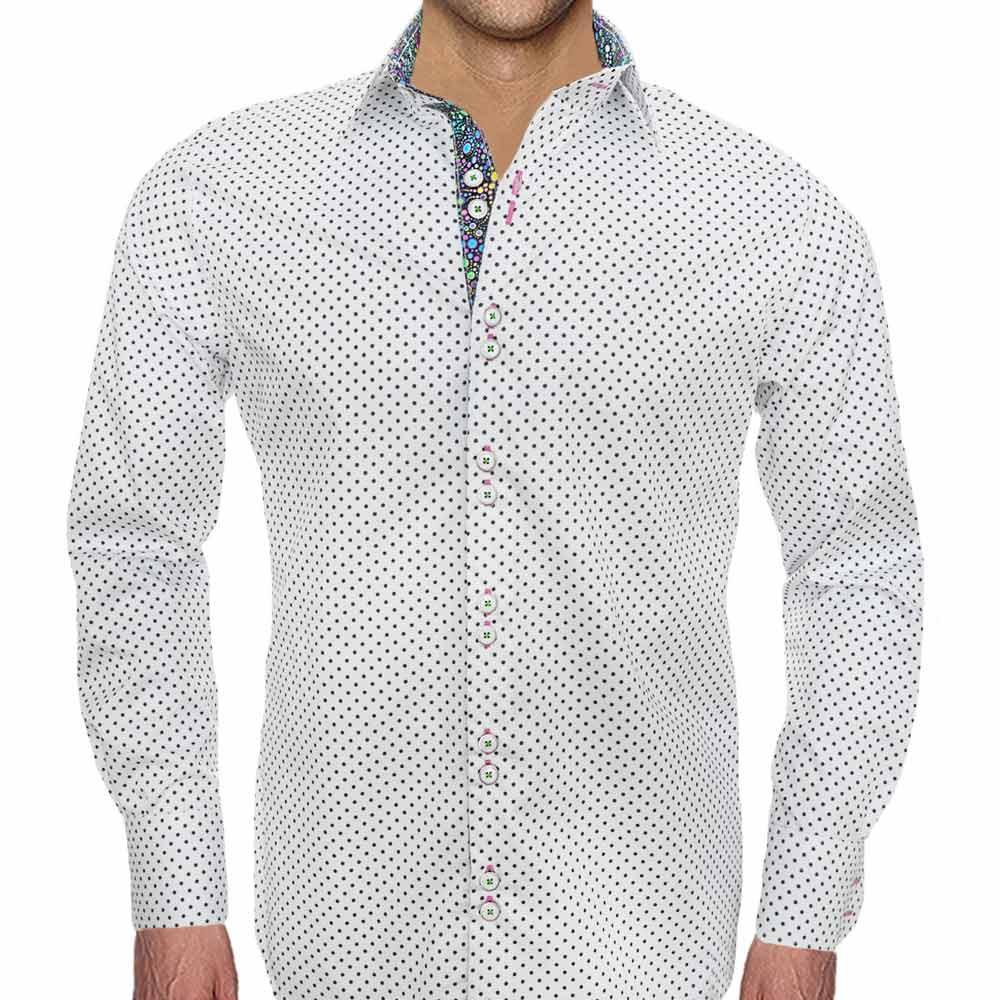 cool-polka-dot-dress-shirts
