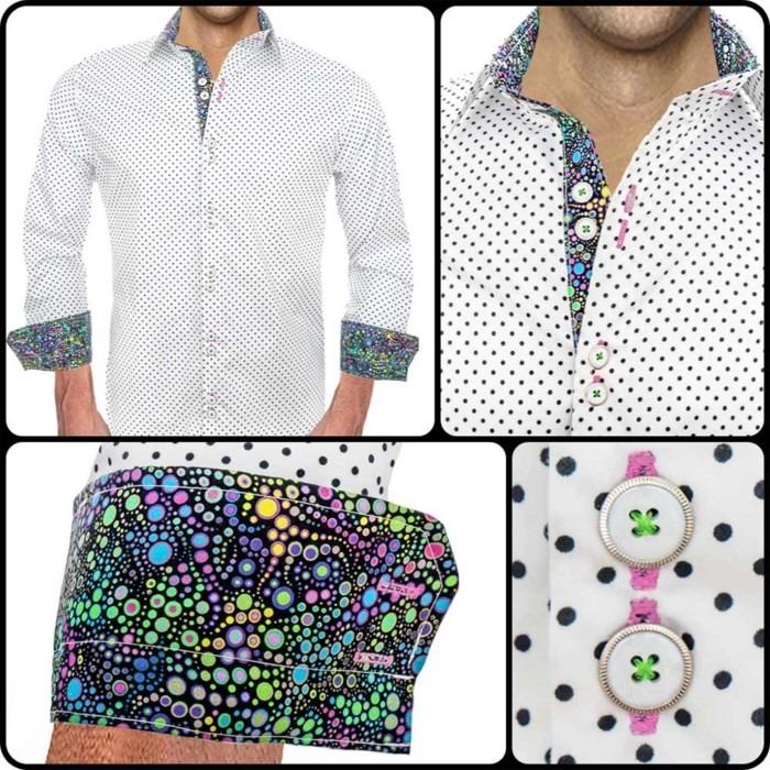 fun-polka-dot-dress-shirts