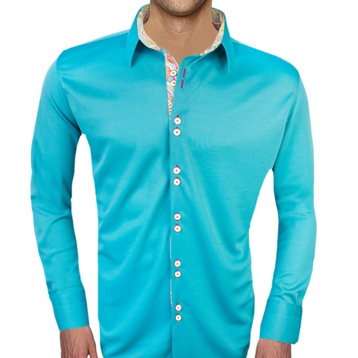 Bright-Teal-Shirts