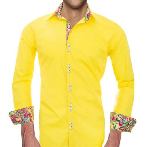 Bright-Yellow-Dress-Shirts 2