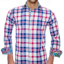 Pink-and-Blue-Dress-Shirts