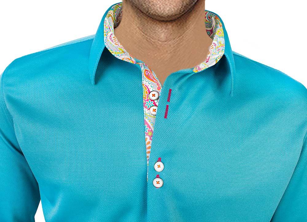 Teal-Desinger-Shirts