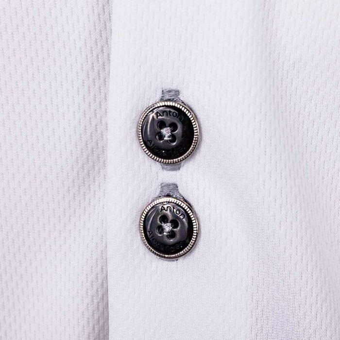White-with-black-button-dress-shirts