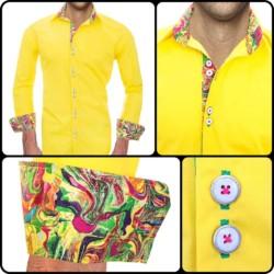 bright-yellow-mens-shirts