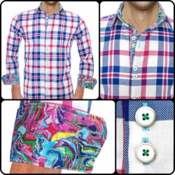 pink-and-blue-plaid-dress-shirts