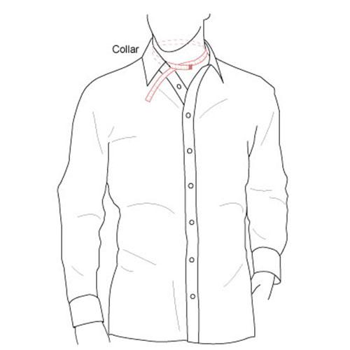 Dress Shirts Measurements