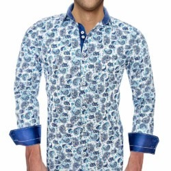 Paisley-Casual-Shirts