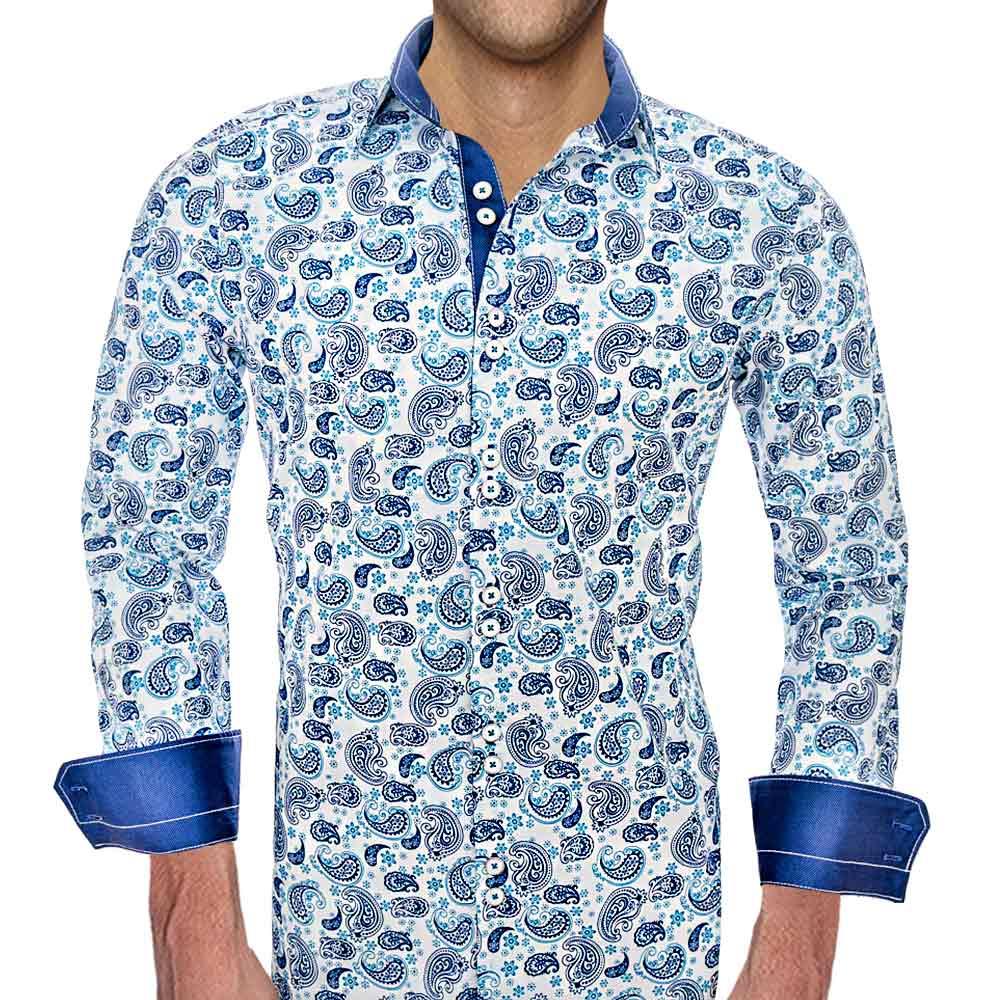 Paisley-Casual-Shirts