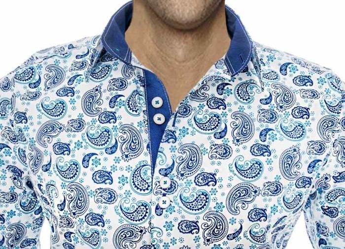 Paisley-Dress-Shirts