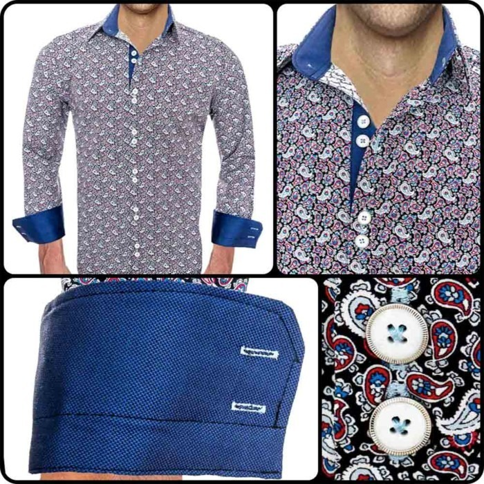 Paisley-Mens-Shirts