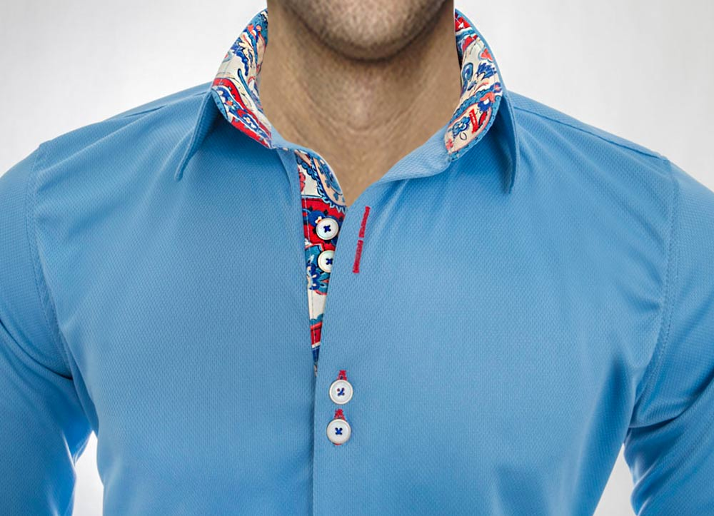 blue-and-red-dress-shirts