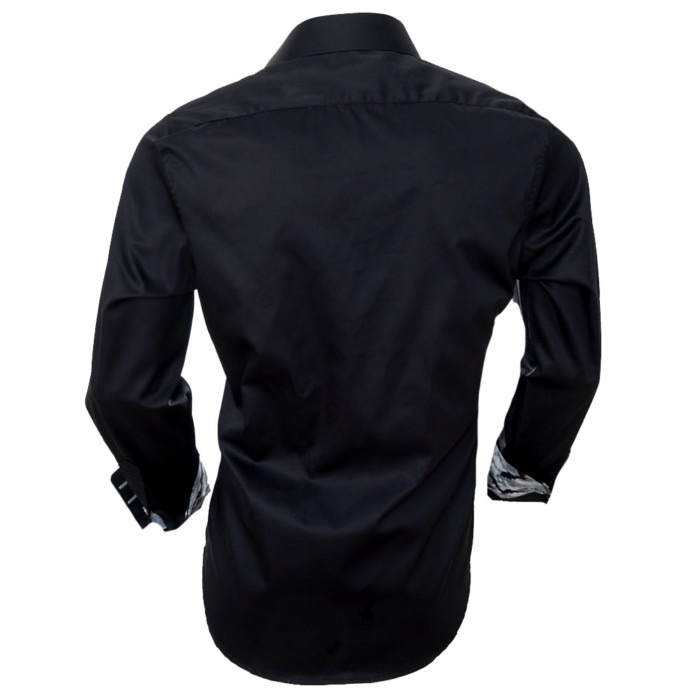 black-halloween-mens-shirt