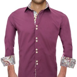 plum-designer-dress-shirts