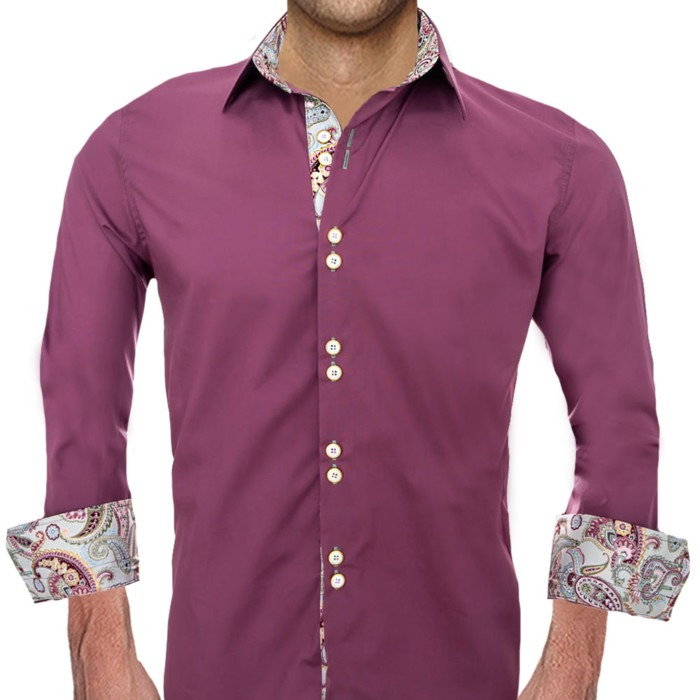 plum-designer-dress-shirts